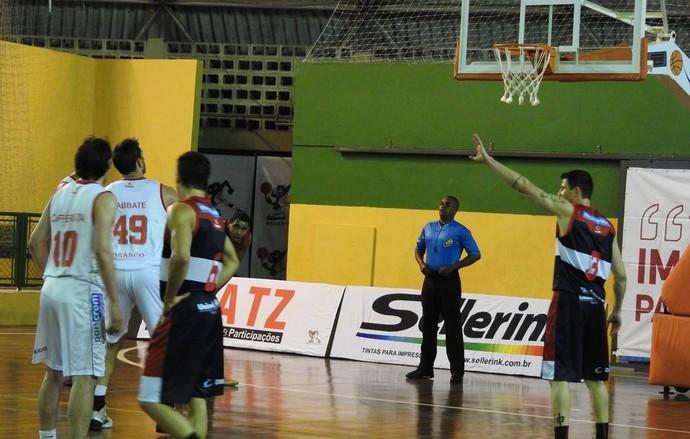 Osasco x Franca, Campeonato Paulista de Basquete (Foto: Divulgação / Basquete Osasco)