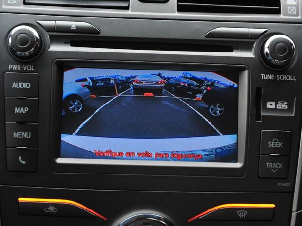 Toyota Corolla Agora Possui Central Multimídia Em 3 Versões (Foto:  Divulgação)