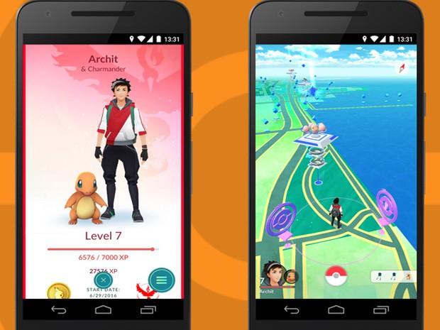 Sistema 'Pokémon Amigo' estará em atualização de 'Pokémon Go' (Foto: Reprodução/Facebook/Pokémon Go)
