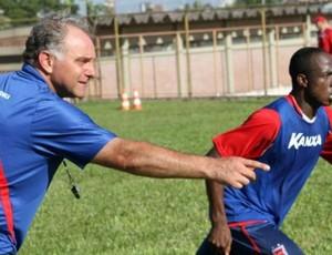 Toninho Cecílio Paraná (Foto: Divulgação/ Paraná Clube)