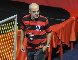 Eduardo Bandeira de Melo eleições Flamengo (Foto: André Durão / Globoesporte.com)