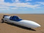 Moto a jato se prepara para bater recorde de velocidade em 2 rodas