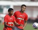 "Alvo da torcida e querido de técnicos, Márcio Araújo diz: ""Tenho coisas boas"""