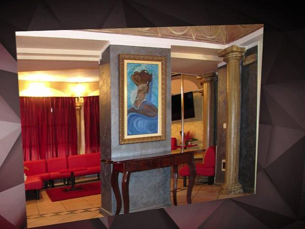 Foto mostra interior de boate Marguerita, que deu origem ao nome da operação (Foto: Reprodução/TV Globo)