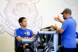Anderson Martins deve desfalcar o Corinthians contra o Palmeiras