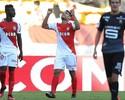Com gol de Falcao, Monaco vence e segue com folga na ponta do Francês