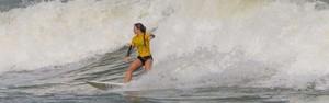 Inscrições para o Circuito Santos Surf estão abertas (Divulgação)