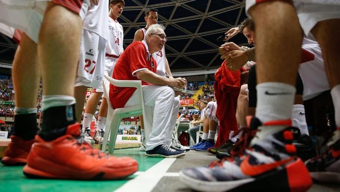 Basquete Cearense, Rio Claro (Foto: JL Rosa/Agência Diário)