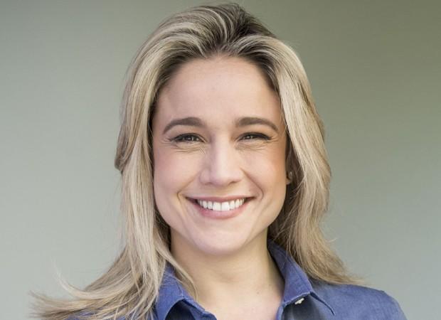 Fernanda Gentil (Foto: Divulgação/TV Globo)
