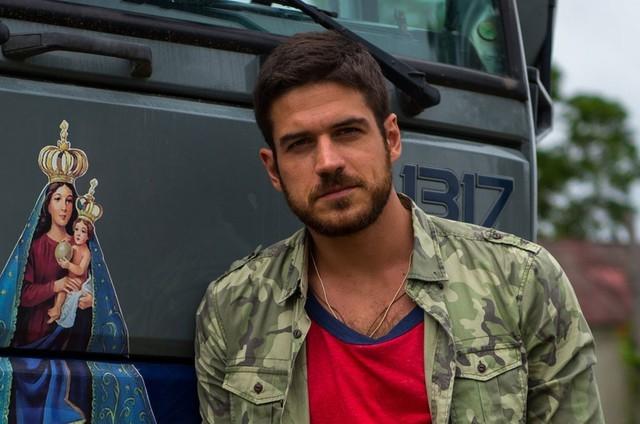 'A força do querer': Marco Pigossi é Zeca (Foto: Estevam Avellar / TV Globo)
