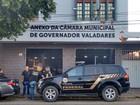 Polícia Federal realiza operação na Prefeitura de Governador Valadares