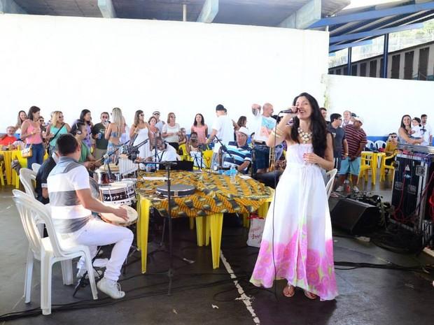 Projeto Santo Samba, em Cabo Frio, RJ (Foto: Divulgação/Prefeitura de Cabo Frio)