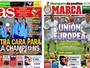 Jornal: Marcelo e Bale titulares, e Cristiano Ronaldo de olho em recorde