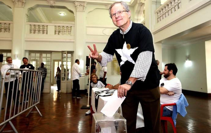 Carlos Eduardo, Candidato Botafogo (Foto: Satiro Sodré / SSpress)