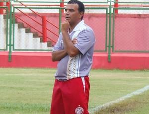 Ney César, técnico do Paranavaí (Foto: Divulgação/ Site Oficial Paranavaí)