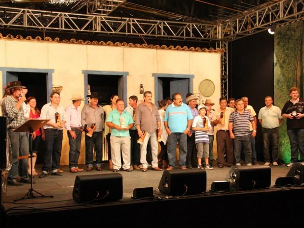 Torneio visa a valorizar a cultura caipira e o cururu, a arte de cantar em versos (Foto: Manuel Voigt / Divulgação)