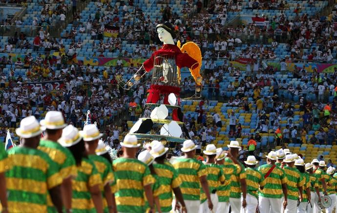 festa encerramento copa do mundo (Foto: André Durão)