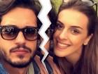 Raphael Vianna e Angela Munhoz terminam namoro após cinco meses