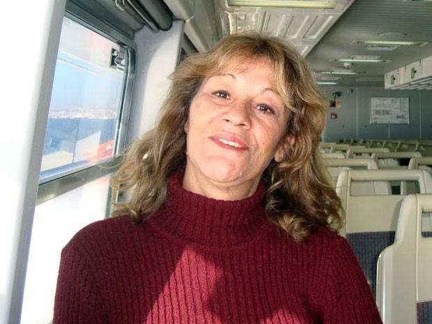 Leonete Curralo está desaparecedida em Natal (Foto: Hécules Albuquerque/Arquivo pessoal)