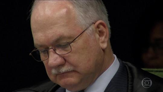Fachin decide enviar denúncia à Câmara sem ouvir defesa de Temer