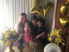 Wesley Safadão faz festa para comemorar 28 anos; veja fotos