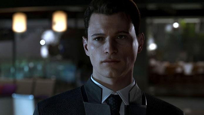 Connor é um dos personagens principais de Detroit: Become Human (Foto: Divulgação/Sony)