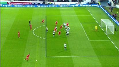 Os gols de Rússia 3 x 3 Bélgica em Amistoso Internacional