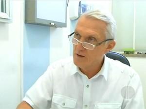 O diretor técnico Paulo Poli. (Foto: Reprodução/InterTv RJ)