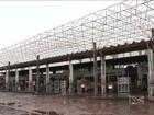 Situação em terminal rodoviário piora com período chuvoso em Santa Inês