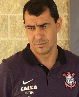 Fábio Carille Corinthians (Foto: Marcelo Braga)