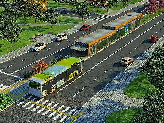 Mobilidade (Foto: Prefeitura de Uberlândia/Divulgação)