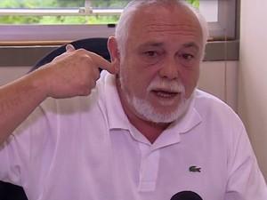 Autor da denúncia gravou vídeos da entrega da suposta propina (Foto: Reprodução/RBS TV)