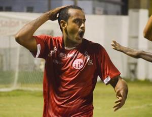 Bruno Simões, zagueiro do America (Foto: Léo Borges/NaJogada)