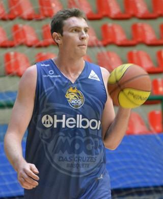 Jonathan Mogi das Cruzes basquete (Foto: Vitor Geron)