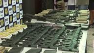 Sargento do Exército é preso com dezenas de armamentos para traficantes do Rio
