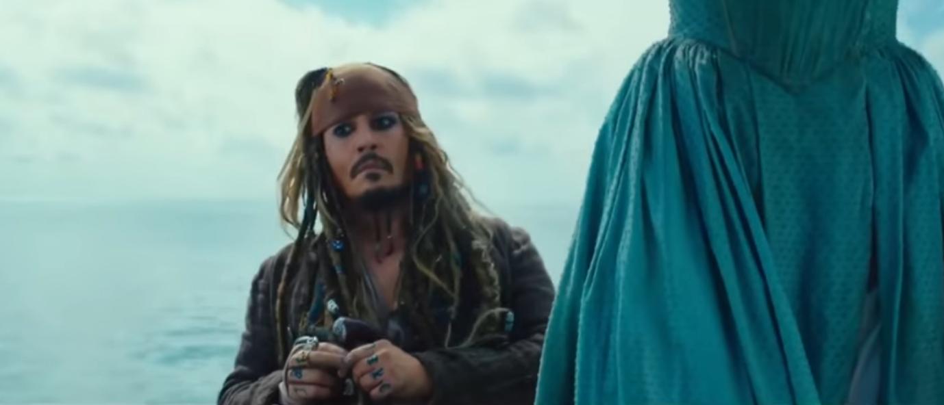 """""""Piratas Do Caribe: Os Mortos Não Contam Histórias"""" é um dos próximos lançamentos dos Estúdios Walt Disney (Foto: Reprodução Youtube)"""