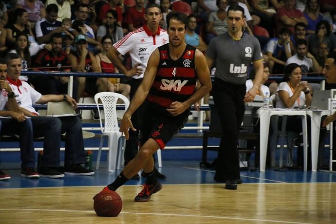 Marcelinho, Flamengo, basquete, NBB (Foto: Alex Tavares/LNB)