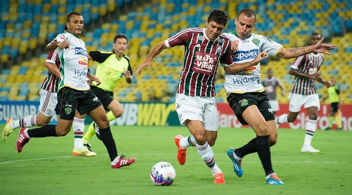 Fluminense x Tigres (Foto: Bruno Haddad / Fluminense FC)