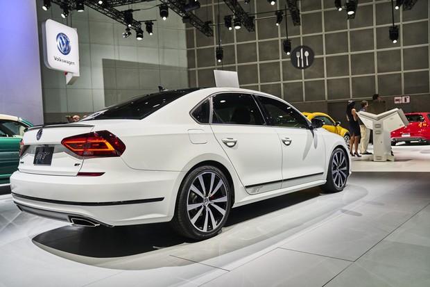 Volkswagen cria conceito Passat GT para o Salão de Los Angeles (Foto: Divulgação)