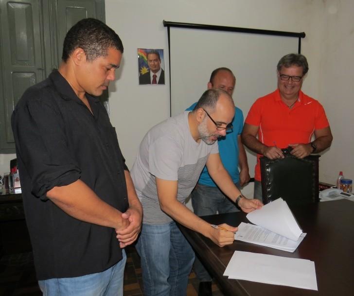 Assinatura ordem de serviço pontes 363 3