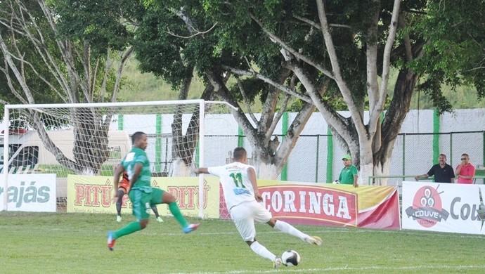 Coruripe encerrou a temporada 2016 com derrota para o Murici (Foto: Jailson Colácio / Assessoria Murici)