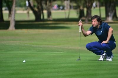 Torneio de Golfe em São José dos Campos (Foto: Divulgação/AESJ)
