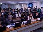 Por 14 votos a cinco, comissão recomenda julgamento de Dilma