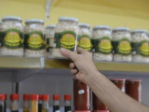 Sine tem vaga para repositor de supermercado (Foto: Romero Mendonça/Secom-ES)