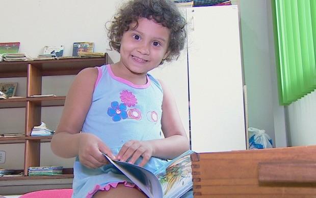 Atividades comemoram Dia Munial do Livro, em Porto Velho (Foto: Bom Dia Amazônia)