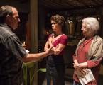 Bel Kutner e Fernanda Montenegro são dirigidas por André Felipe Binder | Estevam Avellar/TV Globo