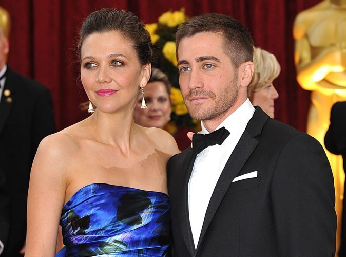 Maggie e Jake Gyllenhaal (Foto: Divulgao)