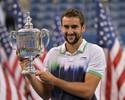 Campeão do US Open, Marin Cilic entra no top 10 do ranking da ATP