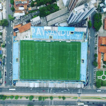 Estádio da Curuzu  (Foto: Reprodução/ Paysandu)