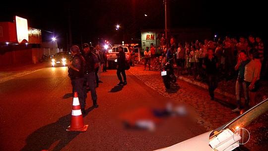 Com tiro nas costas, colombiana é morta em tentativa de assalto no RN